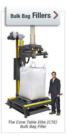 CTE bulk bag filler